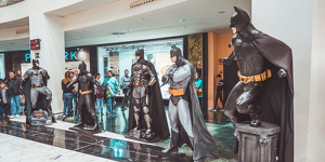 El Tour de Batman pel seu 80è aniversari arriba al Parc Central