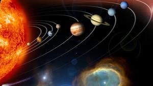 El vídeo mostra 10 planetes del Sistema Solar