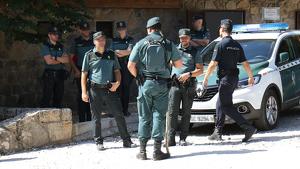 Policia Nacional i Guardia Civil