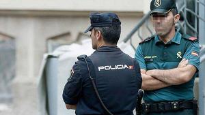 Mossos, Policia Nacional i Guàrdia Civil