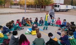 Els infants de 2n de primària de les escoles de Vila-seca podran participar de l'activitat 'La Deixalleria Mòbil va a l'escola'.