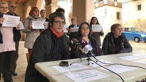 Els professors de l'Escola d'Adults d'Altafulla critiquen l'opció que es liciti el servei del centre.