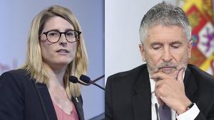 Elsa Artadi s'indigna després de les declaracions de Fernando Grande-Marlaska