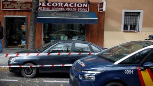 Fernando fue atracado en la tampicería donde trabajaba por un hombre que queria robarle la cartera