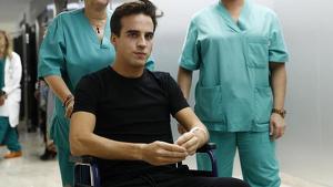 Gonzalo Caballero ha sido dado de alta tras pasar casi un mes hospitalizado después de ser gravemente corneado