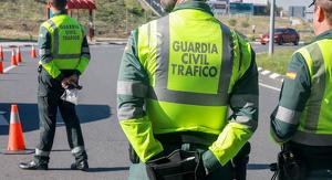 Imagen de archivo de agentes de la Guardia Civil de Tráfico
