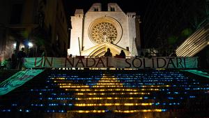 Imatge d'arxiu de l'Encesa Solidària de La Salle