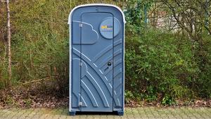 Imatge d'arxiu d'un lavabo portàtil