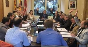 Imatge de la reunió al Conselh
