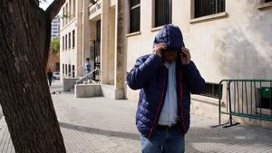 Imatge d'un dels acusats de la xarxa d'abús de menors i pornografia infantil destapada a Tortosa