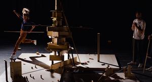 Imatge d'un moment de l'espectacle