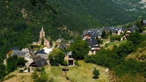 Imatge d'un municipi de la Val d'Aran