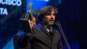 Jordi Évole es mofa de Santiago Abascal
