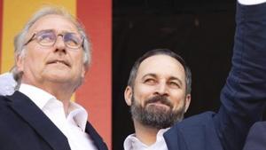 Juanjo Aizcorbe, el segon diputat que VOX ha aconseguit a Catalunya