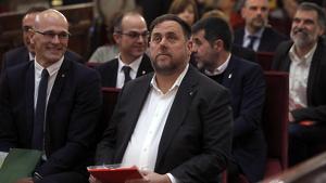 Junqueras iniciarà les declaracions dels acusats aquest dijous 14 de febrer