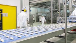 La companyia de masses congelades ha inverit 30 milions  a la planta de Sarral.
