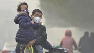 La contaminació tindrà greus conseqüències per a la salut dels nens