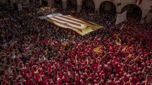 La Diada de Santa Úrsula a Valls, en imatges!
