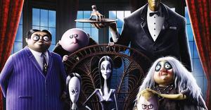 La família Addams Ocine 2019