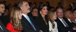 La Familia Real en Cataluña
