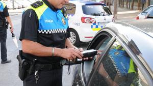 La Guàrdia Urbana de Reus va obrir diligències a set conductors aquest cap de setmana.
