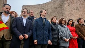 La imatge de Colón podría haver significat el principi del final polític d'Albert Rivera