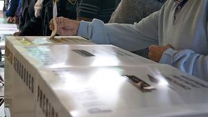La Junta Electoral ha prohibit un acte geganter per coincidir amb la vigília de les eleccions del 10-N