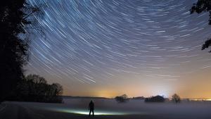 La noche del 17 al 18 de noviembre es el mejor momento para ver las Leónidas, aunque el tiempo no acompañará