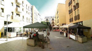 La plaça de la Zeta de Valls també acollirà la segona edició de l'EcoFira
