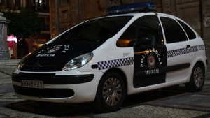La Policía Local de Murcia ha detenido al sospechoso