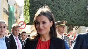 La reina Letícia i el seu atrevit 'look'