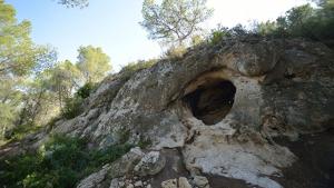 La troballa s'ha fet al jaciment de la Cova Foradada a Calafell