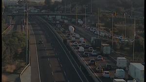 L'accident ha complicat la circulació este dimarts de matí en Paterna| DGT