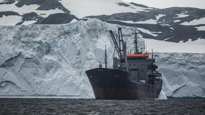 Las pruebas del robot se están llevando a cabo en la Antártida