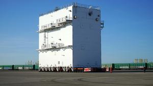 L'empresa alemanya Linde ha construït una gran planta de producció de gasos industrials al Port de Tarragona