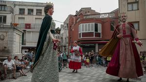 Les fotos de la Crida a la Festa Major a Vilallonga del Camp!