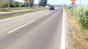 Les obres milloraran la TV-3408 que uneix Amposta i Sant Carles de la Ràpita.