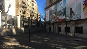 L'espai entre la Rambla Nova i el carrer de Pau Casals acollirà un parc infantil, segons l'Ajuntament.