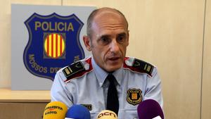 L'inspector dels Mossos Jaume Morón, excap dels Mossos al Tarragonès, investigat