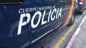 Coche patrulla de la Policía Nacional de España