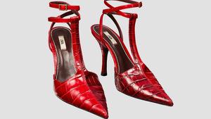 Los zapatos de Zara lucidos por Marta Ortega