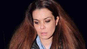 María José Campanario sufre fuertes dolores.