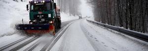 Máxima alerta en las comarcas montañosas del noroeste por las nevadas extraordinarias que caerán el jueves y viernes