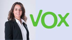 Mònica Lora podria ser la futura candidata de VOX a la presidència de la Generalitat