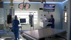 Nou quiròfan de l'Hospital Sant Joan de Déu