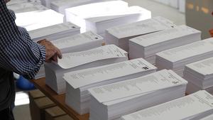 Obert el termini per sol·licitar el vot per correu en les eleccions del 10 de novembre