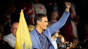 Pedro Sánchez ha mostrat la seva predisposició a desbloquejar la situació a Espanya
