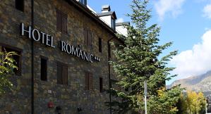Pla general d'un dels hotels del Resort del Pla de l'Ermita