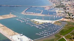 Ports acaba les obres del moll pesquer de la Ràpita