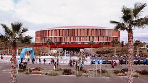 Primera mitja marato +10k celebrada a l'anella mediterrània de Tarragona